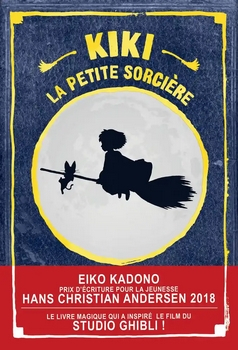 Couverture Kiki la petite sorcière, tome 1