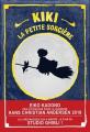 Couverture Kiki la petite sorcière, tome 1 Editions Ynnis 2020