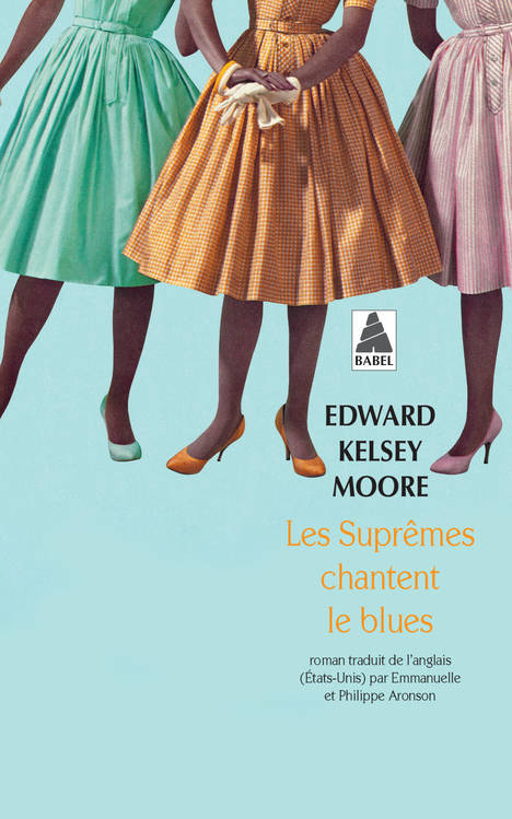 Couverture Les Suprêmes, tome 2 : Les Suprêmes chantent le blues