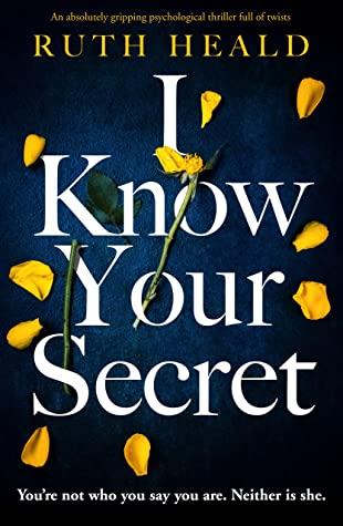 Couverture I know your secret
