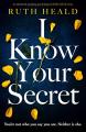Couverture I know your secret Editions Bookouture 2020
