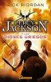 Couverture Percy Jackson et les Dieux Grecs Editions Salamandra 2015