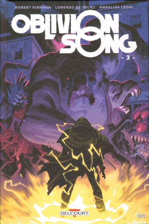 Couverture Oblivion Song, tome 3