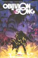 Couverture Oblivion Song, tome 3 Editions Delcourt 2020