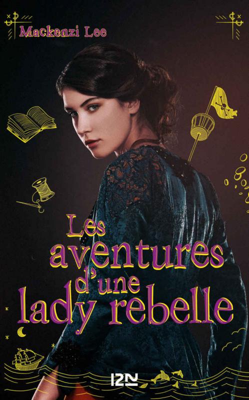 Couverture Les aventures d'une lady rebelle