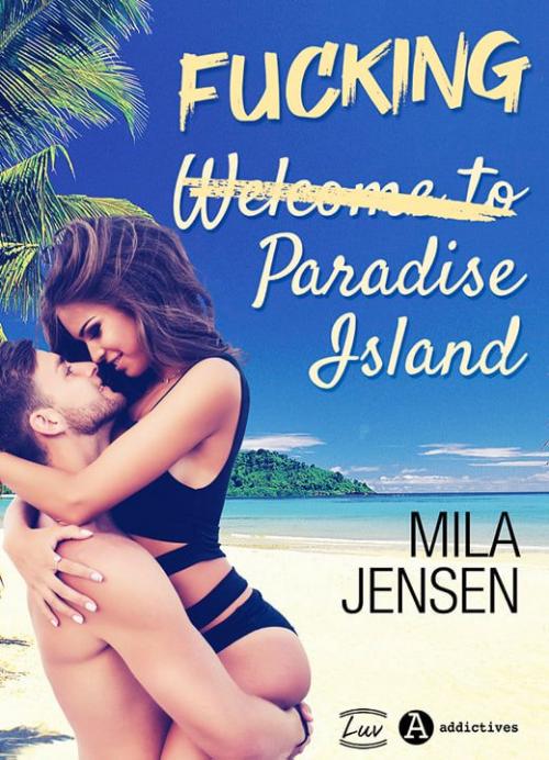 Couverture Fucking paradise island