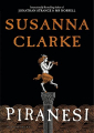 Couverture Piranèse Editions Bloomsbury 2020