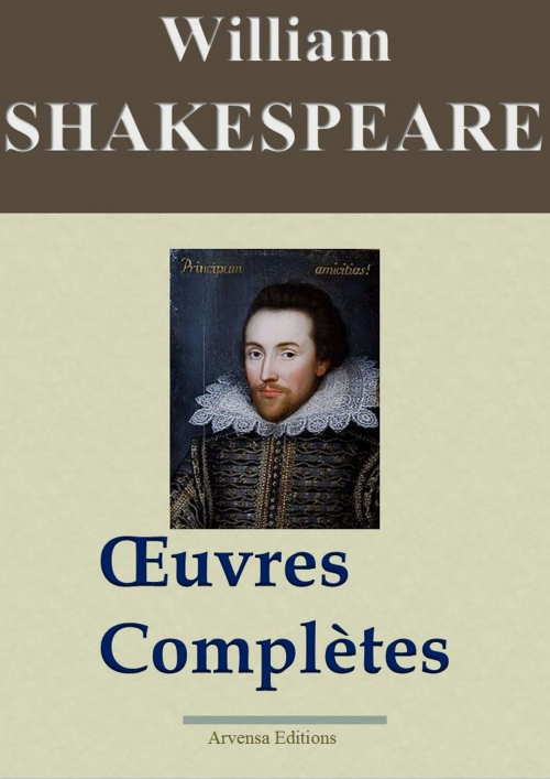 Couverture William Shakespeare: Oeuvres complètes