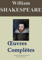 Couverture William Shakespeare: Oeuvres complètes Editions Amazon 2013