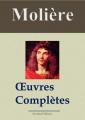 Couverture Molière : Oeuvres complètes et annexes Editions Arvensa 2013