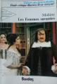 Couverture Les Femmes savantes Editions Bordas (Univers des lettres) 1979