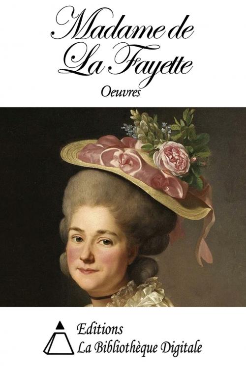 Couverture Oeuvres de Madame de La Fayette