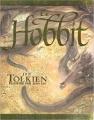 Couverture Le hobbit, illustré (Lee) Editions Christian Bourgois  2002