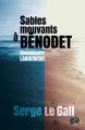 Couverture Sables Mouvants à Bénodet Editions du 38 2016