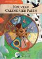 Couverture Nouveau Calendrier Païen Editions Danae 2016
