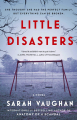 Couverture Little disasters Editions Simon & Schuster 2020