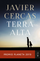 Couverture Terra Alta, tome 1 Editions Planeta (Autores Españoles e Iberoamericanos) 2019