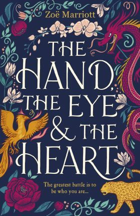 Couverture The Hand, the Eye & the Heart