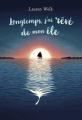 Couverture Longtemps, j'ai rêve de mon île Editions L'École des loisirs 2019