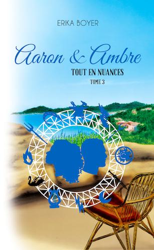 Couverture Tout en nuances, tome 3 : Aaron & Ambre