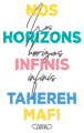 Couverture Nos horizons infinis Editions Michel Lafon 2020