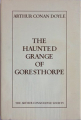 Couverture The haunted grange of Goresthorpe Editions Ash-Tree Press 2000