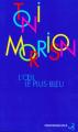 Couverture L'oeil le plus bleu Editions Christian Bourgois  1994