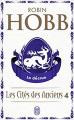 Couverture Les Cités des Anciens, tome 4 : La décrue Editions J'ai Lu 2013