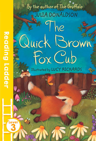 Couverture The quick brown fox cub