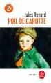 Couverture Poil de carotte Editions Le Livre de Poche (Libretti) 2020