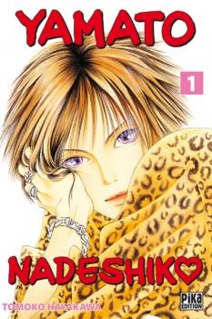 Couverture Yamato Nadeshiko, tome 01