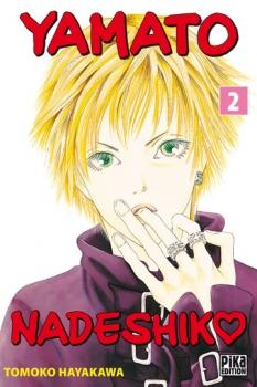 Couverture Yamato Nadeshiko, tome 02