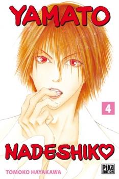 Couverture Yamato Nadeshiko, tome 04
