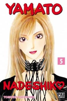 Couverture Yamato Nadeshiko, tome 05