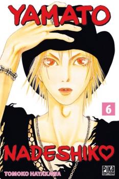 Couverture Yamato Nadeshiko, tome 06
