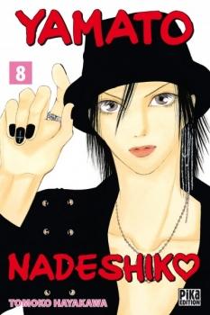 Couverture Yamato Nadeshiko, tome 08