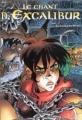Couverture Le Chant d'Excalibur, tome 3 : La Griffe de Rome Editions Soleil 2001