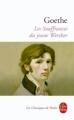 Couverture Les souffrances du jeune Werther Editions Le Livre de Poche (Les Classiques de Poche) 1999