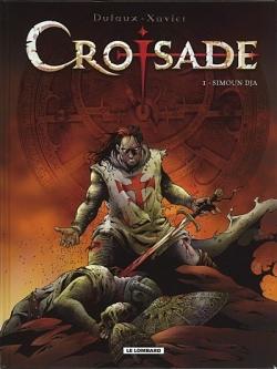 Couverture Croisade, tome 1 : Simoun Dja