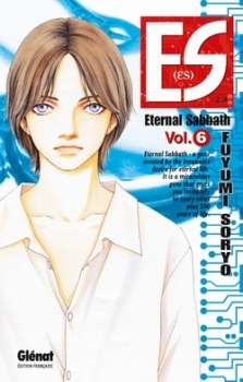 Couverture ES : Eternal Sabbath, tome 6