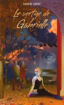 Couverture Oseras-tu ?, tome 4 : Le Vertige de Gabrielle