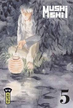 Couverture Mushishi, tome 05