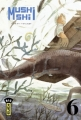 Couverture Mushishi, tome 06 Editions Kana (Big) 2008