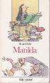 Couverture Matilda Editions Folio  (Junior) 1993