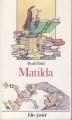 Couverture Matilda Editions Folio  (Junior) 1993