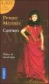 Couverture Carmen Editions Pocket 2004