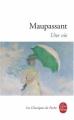 Couverture Une vie Editions Le Livre de Poche (Les Classiques de Poche) 2015
