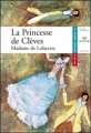 Couverture La Princesse de Clèves Editions Hatier (Classiques & cie) 2003