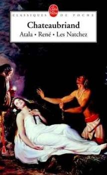 Couverture Les Natchez, Atala, René