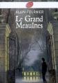 Couverture Le Grand Meaulnes Editions Le Livre de Poche (Jeunesse) 2008